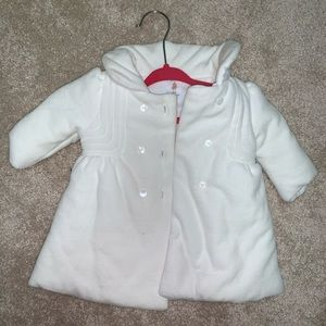 Beautiful White Coat